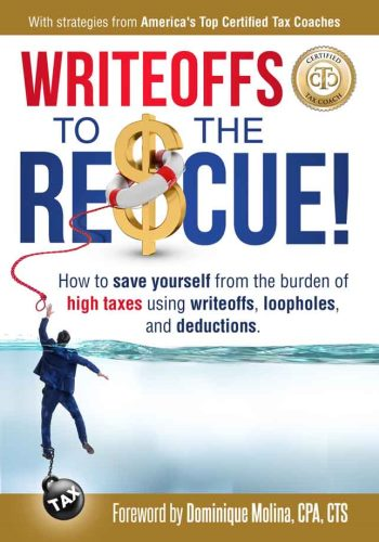 Writeoffs to the Rescue!